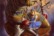 All Things Alice / by Queen Of All Things Good