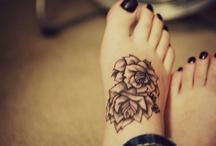 Tatoos / A arte na pele.
