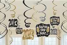 New Year's Eve decoration and other events