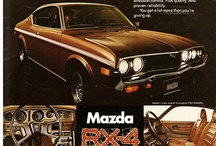 MAZDA / Rotary engine powered Mazdas