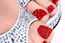 Pedi's / We offer pedicures at Salon J. Here are some pins to inspire. / by Salon J