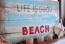 Beach Decor & Quotes