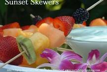 Summer Foods & Drinks