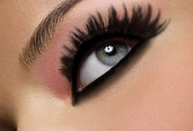 The Eyes Have It / Nethyel Pro Beauty Cosmetics is a professional makeup and skin care line which we are honored to offer at our Goshen IN hair salon.  This line of high quality, HD cosmetics includes concealer, eye shadows, lipsticks, glosses, and liners, mascara, bronzers, and more.  It has been designed to provide the Top Model look to the everyday woman, no matter what her needs or lifestyle requires.   / by Salon J