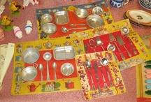 Speelgoed van toen... / by Rita Nikkels-Visser