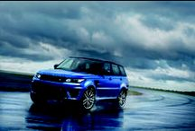 Range Rover Sport  / All-Terrain Talent Meets Transcendent Luxury