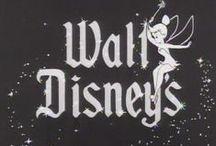 Vintage Disney / Vintage Disney Prints, Retro Americana Collectables