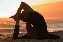 Yoga / Its yoga time.