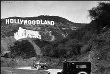 Vintage Hollywood / Silent movie stars and classic Hollywood glamour