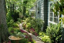 Beautiful Gardens and Landscape Design / by Catherine Detzel