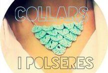 Collars i polseres / Selecció de DIY o idees per a collars i polseres