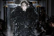Q2: Disguise / Corsets, pleats, ruffs, shoulder pads