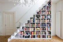 Homes For Books & Bedtime Things