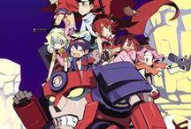 fan art de animes