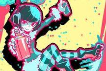 style anime design