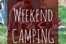 Labor Day Ideas / Camping hacks, recipes, decoration inspiration and just suggestions on how to make the most out of your 3-day camping weekend!