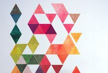 Geometric Shapes / Cool shapes and triangles!