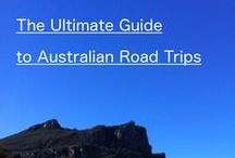Great Australian Road Trips / Showcasing the best Australian road trips in the country