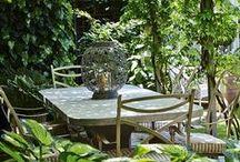 Garden Inspiration / Ideas for a child friendly small garden