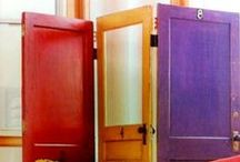 Doors / We have doors galore at the ReStore! Come and find a great door for any project at a great price!