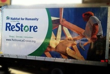 Everything ReStore! / The Habitat for Humanity ReStore is a unique retail outlet that sells used home and building materials.  We take in donations, sell them at a fraction of the cost, and all of the profits help build Habitat homes in the La Crosse Area. Save money, save the environment, and help build homes! We are open to the public, so come in to donate, shop, or volunteer! Thank you for supporting us! Visit www.restorelacrosse.org for more info.