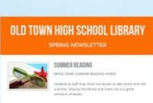 Library Newsletters & Annual Reports