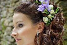 Bride Hair Ornament / Do the most beautiful bride