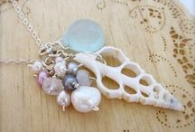 Shell Jewelry / Shell jewelry is the best choice in summer