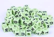 Acrylic Letter Beads / ==== www.EOZY.com ==== Offer most styles of acrylic letter beads. All best price of beads and jewelry wholesale from China . also offer drop shipping. EOZY is one of the biggest supplier of ETSY. We ship out 500kg beads and jewelry worldwide everyday! If you like our board please share it with your friends or family .