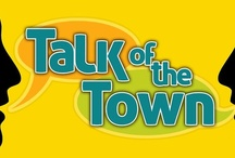 Talk of the Town / new releases | best sellers hot topics | book buzz / by Kick Up Your Heels Book Club