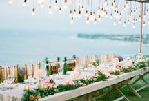 Gorgeous Venues / Wedding Venue Inspiration