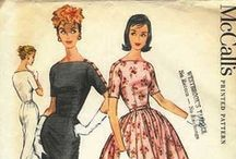 VINTAGE FASHION PATTERNS / by Giuseppe Zagonia