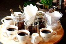 Coffee and Chocolate / Coffee and chocolate, bitter sweet, like life. Very charming!