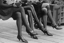 Silk Stocking & Legging