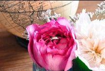 La vie en rose, un grain de folie en plus / Photos de la déco de notre mariage en juin 2015