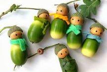 очумелые ручки=поделки с детьми и для детей / by liza liza ivanova