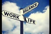 Workstyle Lifestyle / Tips to create a work-life balance while you run your business and life most effectively and efficiently!