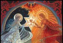 Women & Men Alchemy / To be one. The search for the alchemical marriage, the opposites of our nature in balance. - Essere uno. La ricerca del matrimonio alchemico, gli opposti della nostra natura in equilibrio.