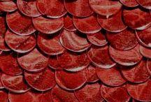 RAVISHING REDS ★ ♥ / by Aaroshi Shimmer Stone