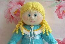 куколки=вязание
