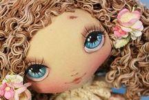 куколки=текстиль