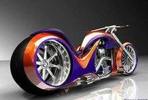 Motorcycles / Motoren