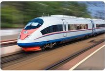Commuter Trains Worldwide / Commuter Train systems around the World. People travel in Large Cities www.sunrailriders.com