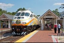 SunRail Metro Orlando / Follow all the latest news, information ,  events, places to go on the New SunRail  www.sunrailriders.com