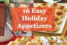 Party Foods & Appetizer