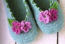 вязание=носки и обувь
