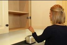 EASY AS 1...2...3... / The Kanect system is a simply solution for changing your kitchens look in under 1 hour.
