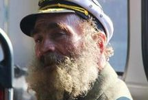 ~ A FISHERMAN'S RETURN & ~ THE LIGHTHOUSE KEEPER ~