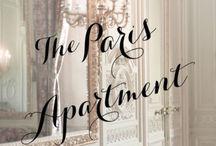 ~ MY PARIS APARTAMENT ~