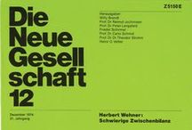 Swiss Style Graphic Design